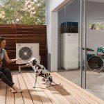 Nutzen Sie die regenerative Energie aus der Luft mit eine Wärmepumpe